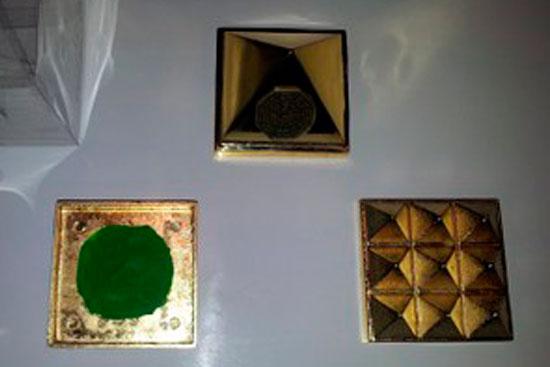 Пять секретов в одной пирамиде